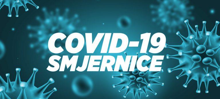 VUČKO TRAIL 2021 COVID – 19 PRAVILA I SMJERNICE