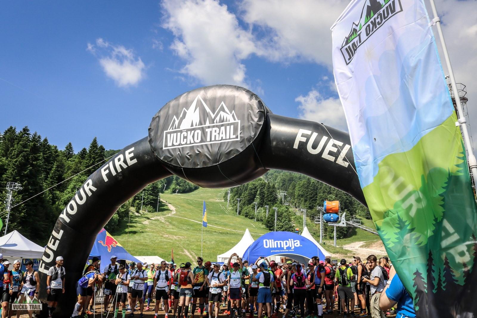 Finalne pripreme za Vučko Trail 2021